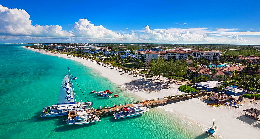 #1 on our list of best all inclusive resorts in Turks and Caicos is Beaches Turks and Caicos Resort Villages and Spa