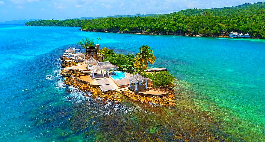 #10 on our list of best all inclusive resorts in Ocho Rios is Couples Tower Isle resort
