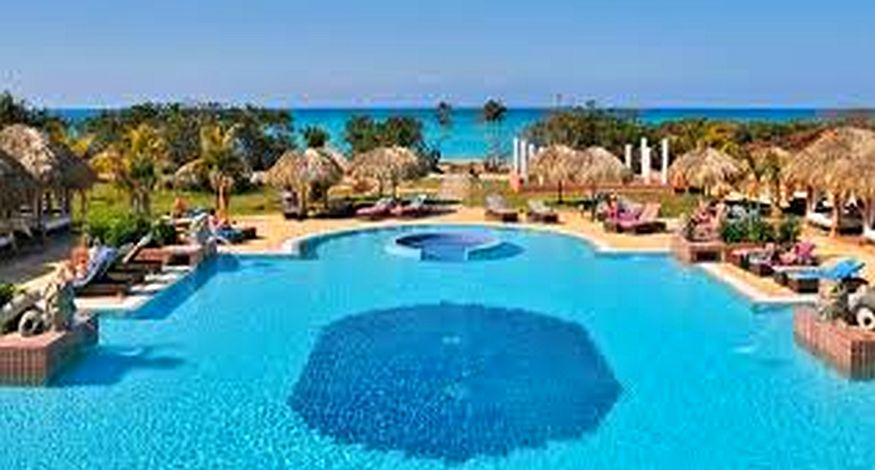 #2 on our list of best all inclusive resorts in Cuba is Paradisus Varadero Resort & Spa