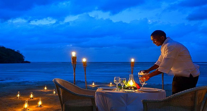 #2 on our list of best all inclusive resorts in Ocho Rios is Couples San Souci