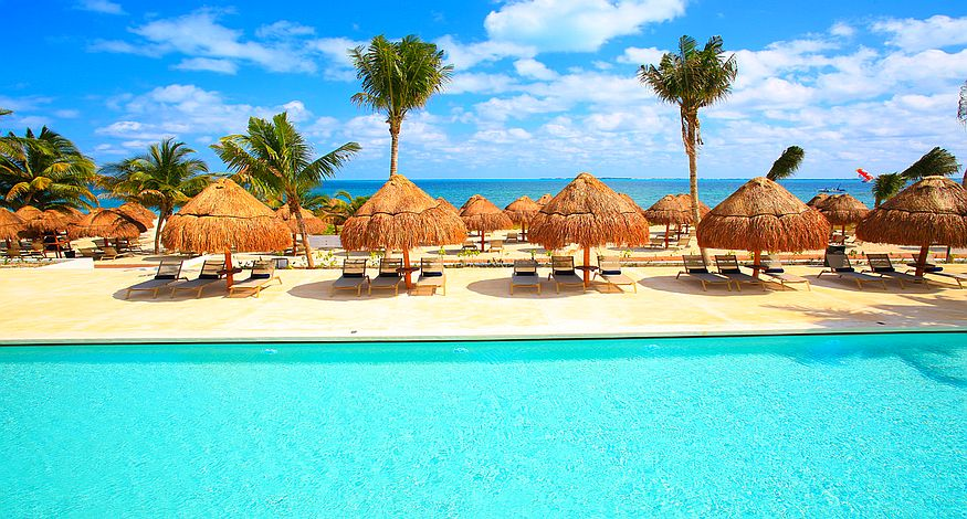 #3 on our list of best all inclusive resorts in Playa Mujeres is Finest Playa Mujeres