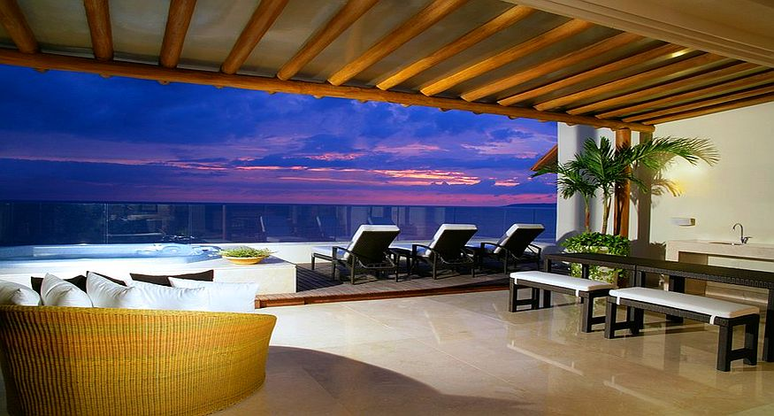 Grand Velas Riviera, #3 on our list of Best All Inclusives in Puerto Vallarta, Mexico