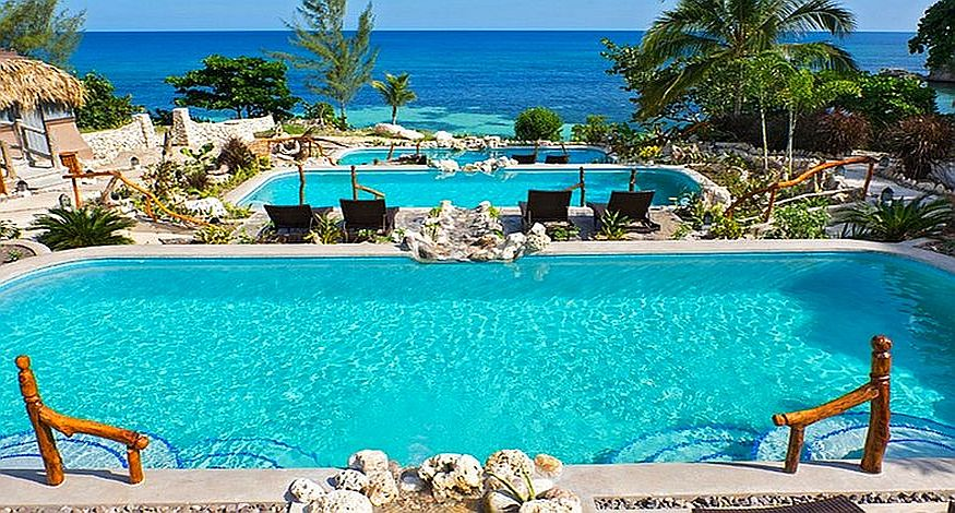 #4 on our list of best all inclusive resorts in Ocho Rios is Hermosa Cove Villa Resort & Suites