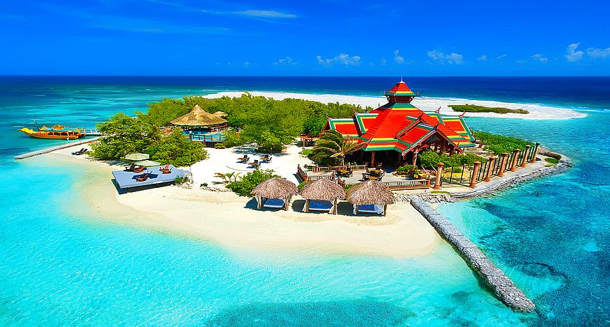 Sandals Royal Caribbean, #4 on our list of Best All Inclusives in Montego Bay, Jamaica