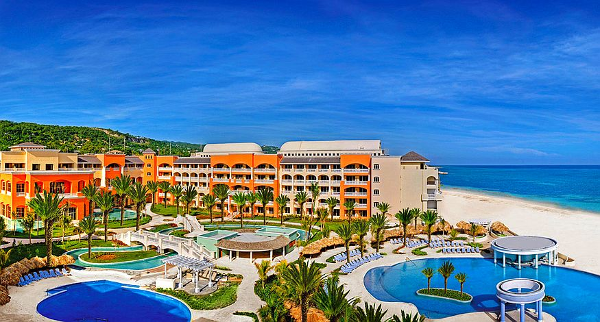 Iberostar Grand Hotel Rose Hall, #6 on our list of Best All Inclusives in Montego Bay, Jamaica