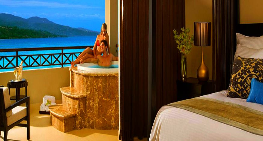 Secrets Wild Orchid, #7 on our list of Best All Inclusives in Montego Bay, Jamaica