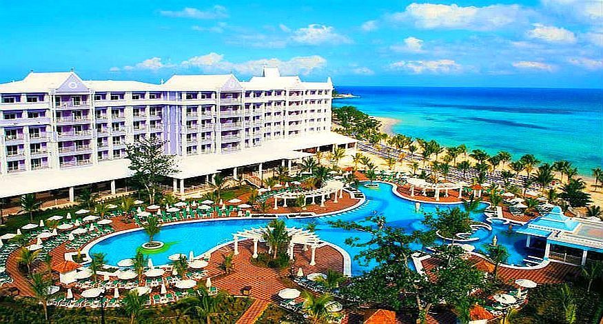 #8 on our list of best all inclusive resorts in Ocho Rios is Riu Ocho Rios