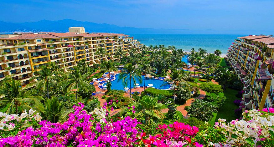 Velas Vallarta, #9 on our list of Best All Inclusives in Puerto Vallarta, Mexico