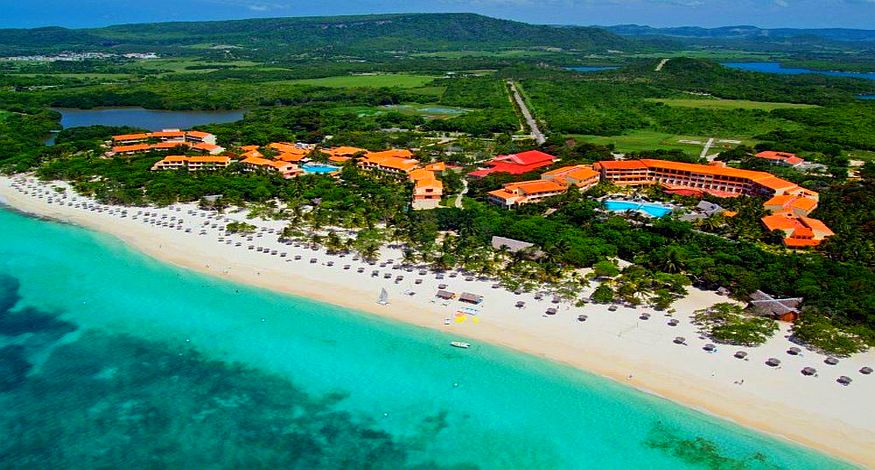 #9 on our list of best all inclusive resorts in Cuba is Sol Rio de Luna y Mares