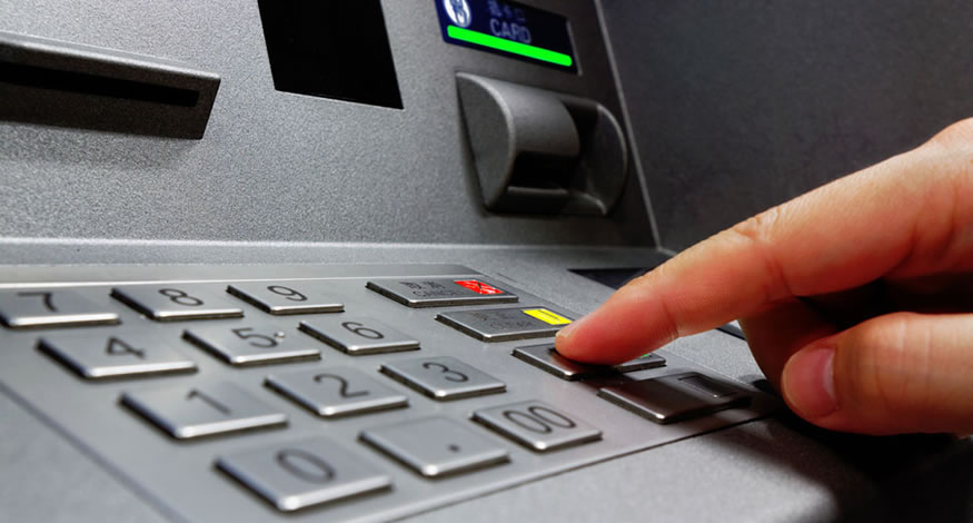 ATM Travel Scam