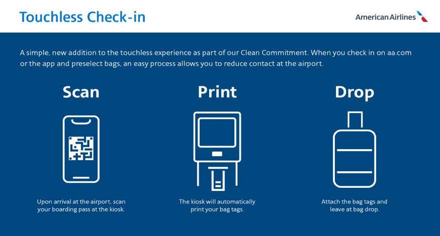 Touchless Check-in