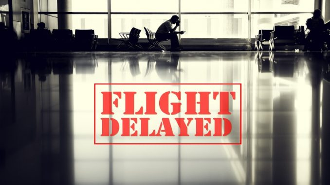 Thanksgiving Travel Delays