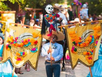 Xcaret Day of the Dead