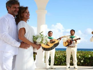 Chapel Wedding in Riviera Maya