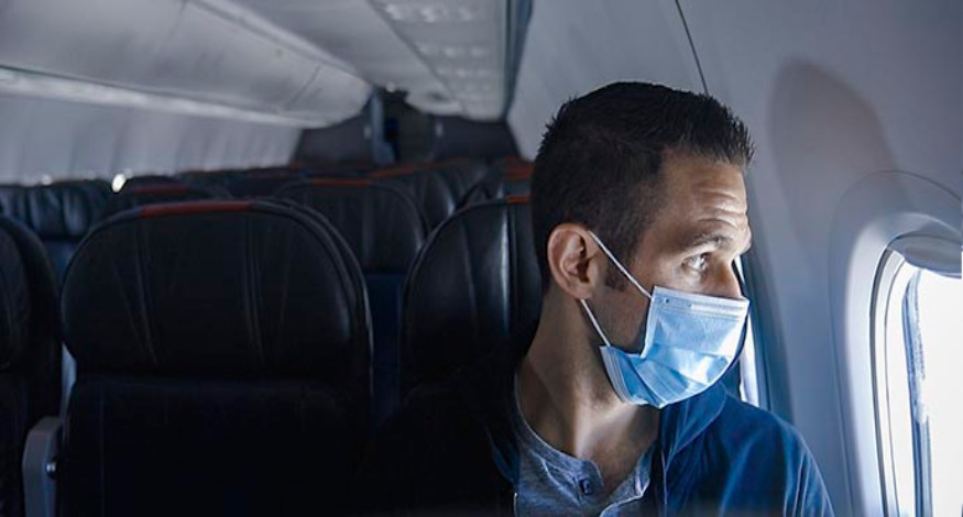 Airlines Enforce Face Masks
