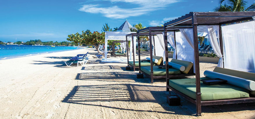 Azul Beach Resort Negril - one of our best all inclusives in Negril, Jamaica