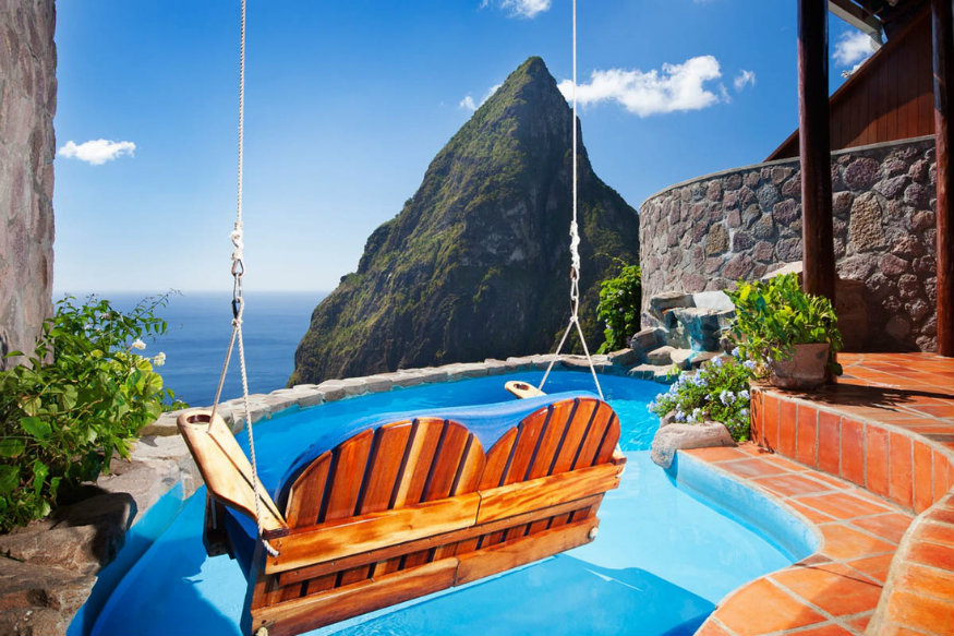 Hilltop Dream Suite at Ladera