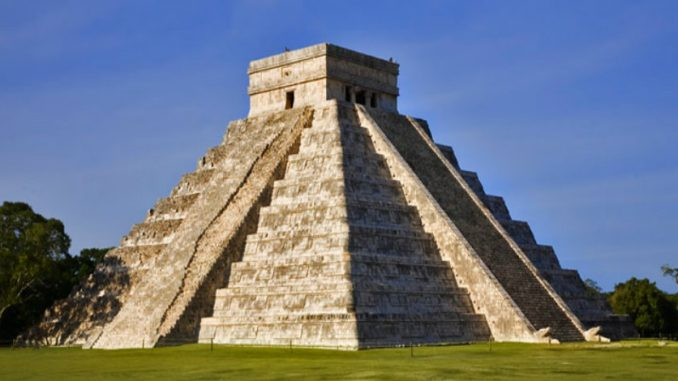 Chichen Itza Micro Adventure