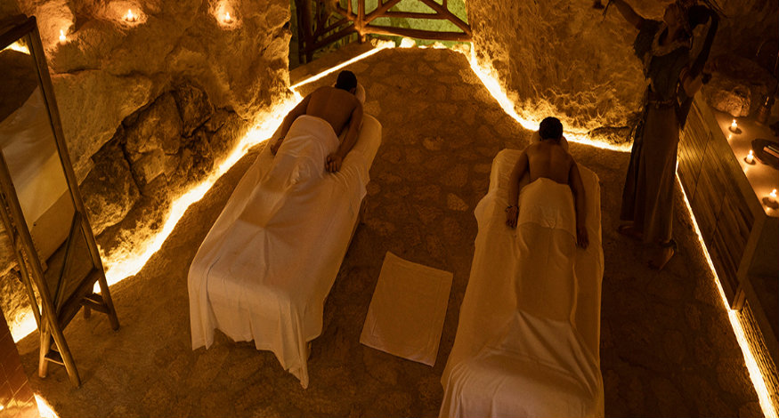 Muluk Spa at Hotel Xcaret