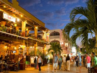 Playa del Carmen Mexico Tourism on the Rise