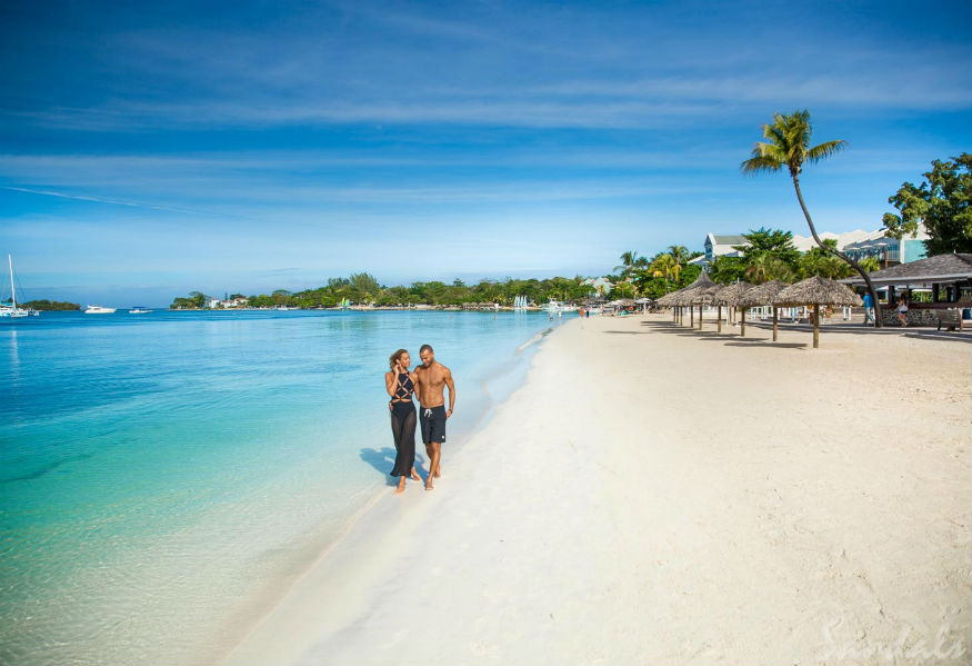 Sandals Negril - one of our best all inclusives in Negril, Jamaica