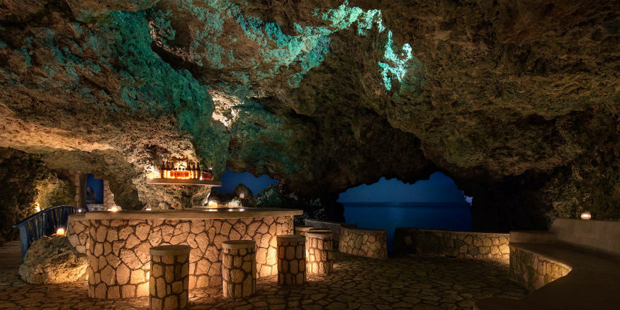 The Caves Hotel - one of our best all inclusives in Negril, Jamaica