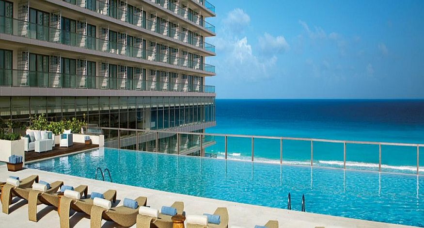 #1 on our list of Best All Inclusive resorts in Cancun is Secrets The Vine
