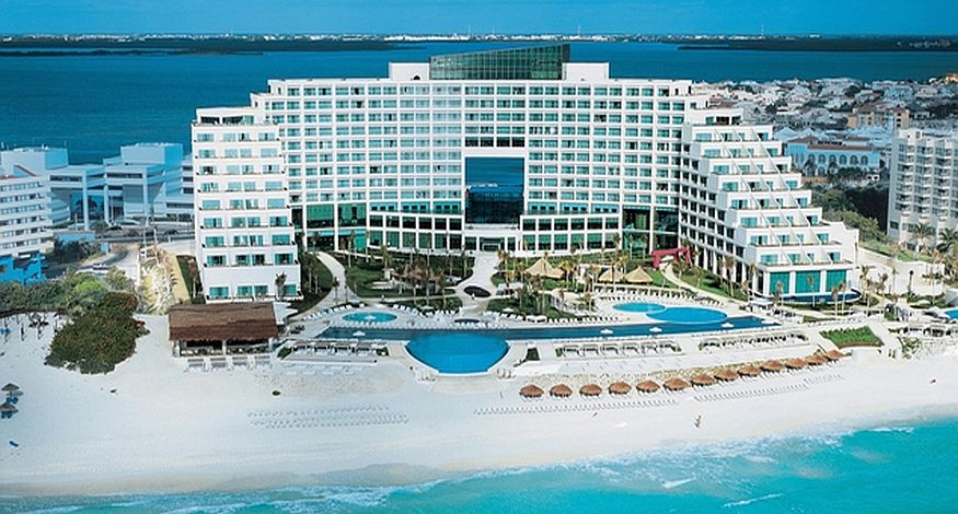 #2 on our list of Best All Inclusive resorts in Cancun is Live Aqua