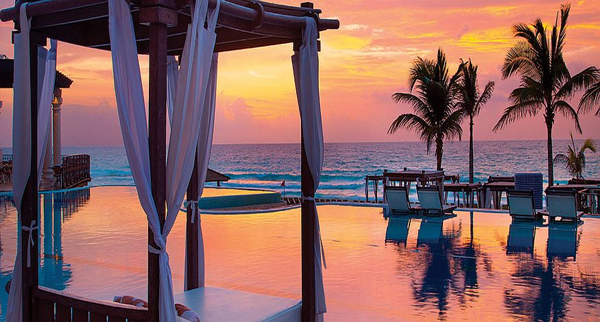 #4 on our list of Best All Inclusive resorts in Cancun is Hotel Zilara