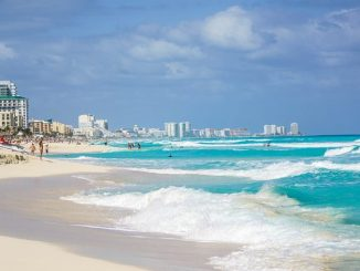 Cancun Beach - No New Riu
