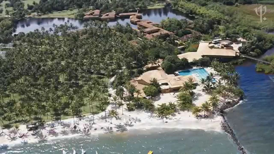 On our list of best all inclusive resorts in South America is Club Med Itaparica
