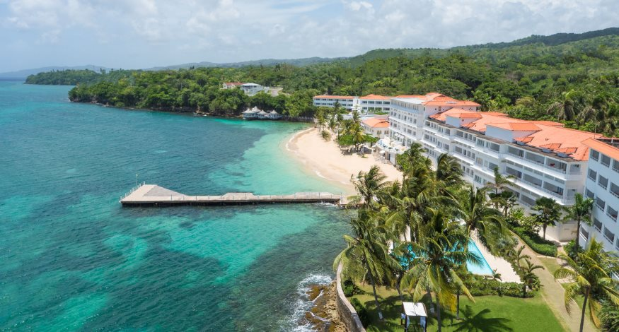 Couples Tower Isle Jamaica windsurfing