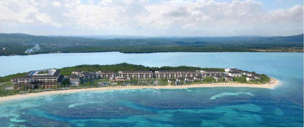 Excellence Oyster Bay, Jamaica - Beach View