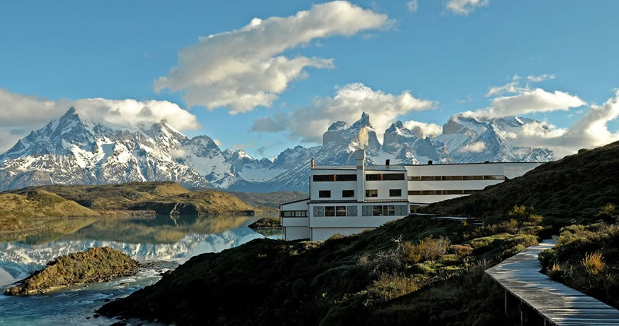 On our list of best all inclusive resorts in South America is Explora Patagonia