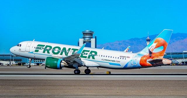 Frontier adds new nonstop flights to Mexico