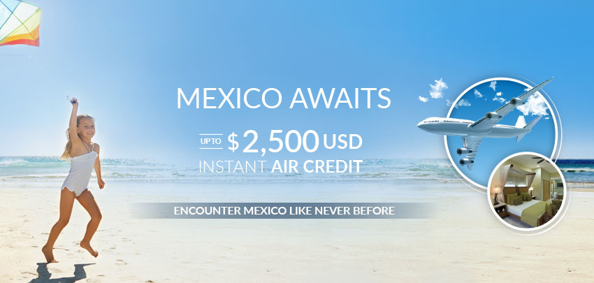 Mexico Air Credit