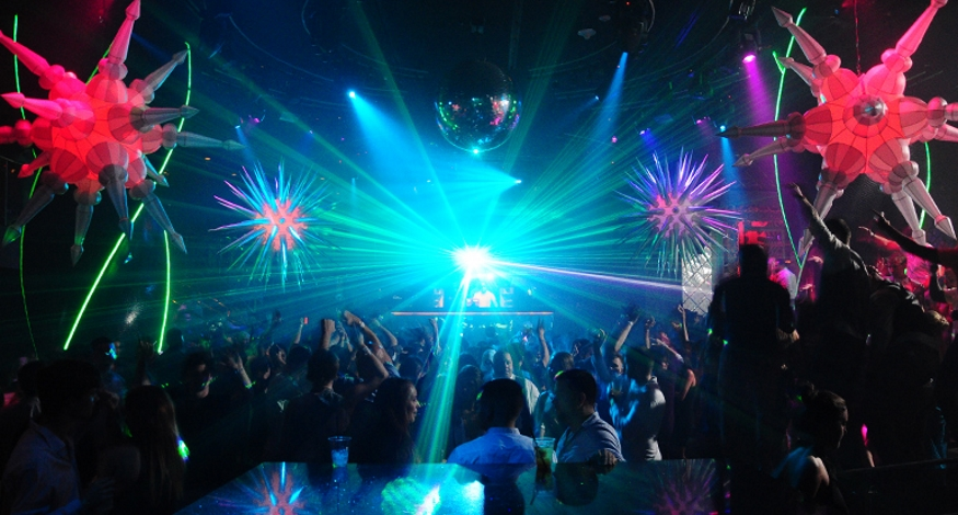 ORO Nightclub at Hard Rock Punta Cana