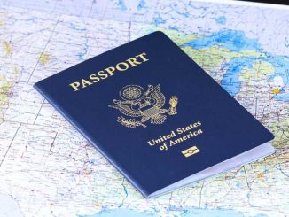Passport - USA
