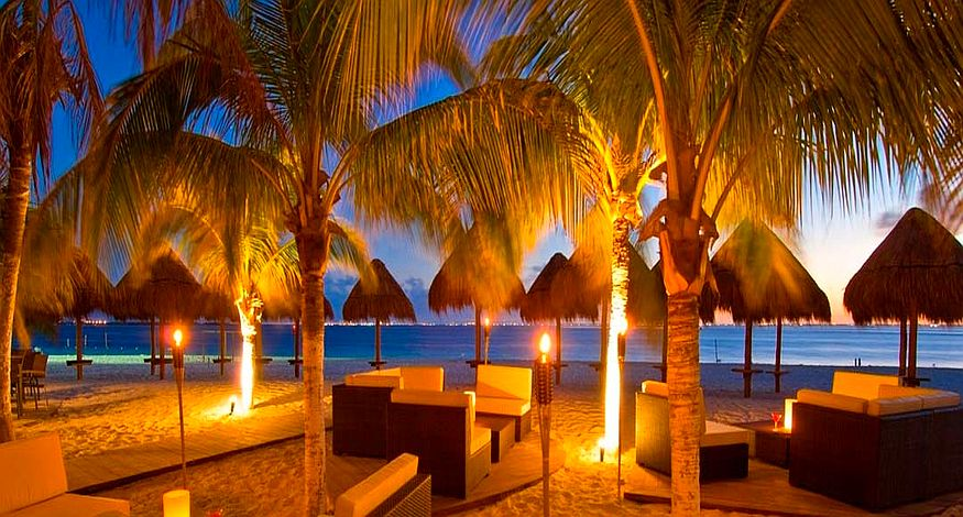 #4 on our list of best all inclusive resorts in Isla Mujeres is Privilege