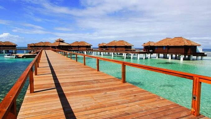 Jamaica Over Water Bungalows a 50 year dream