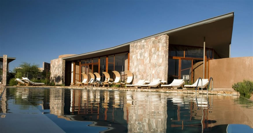 On our list of best all inclusive resorts in South America is Tierra Atacama