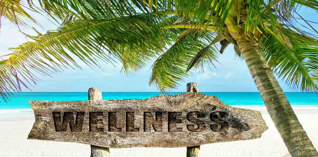 Wellness Travel Sign - Trivago