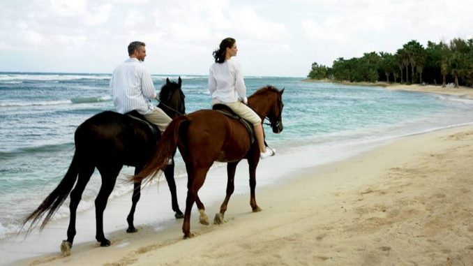 Best all-inclusive resorts for horseback riding in the Caribbean