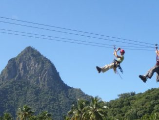 All inclusive resorts with zip lines