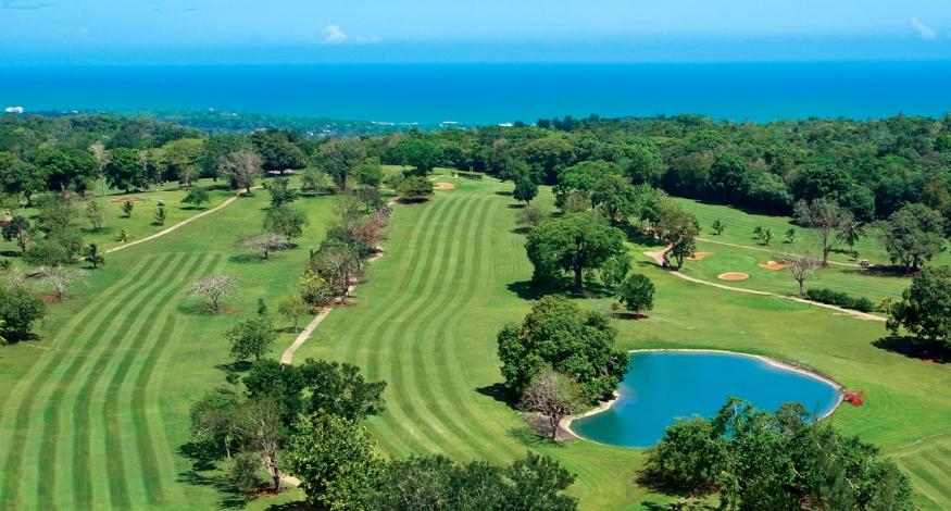 Beaches Ocho Rios golf course