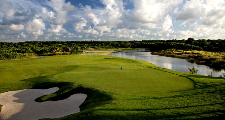 Hard Rock Golf Club in Punta Cana