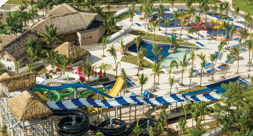 Waterpark at Memories Splash Punta Cana Resort