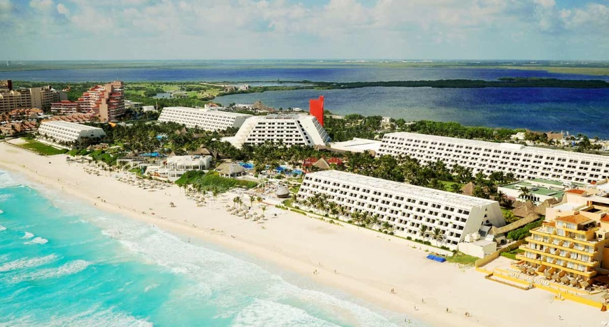 Grand Oasis Cancun Resort