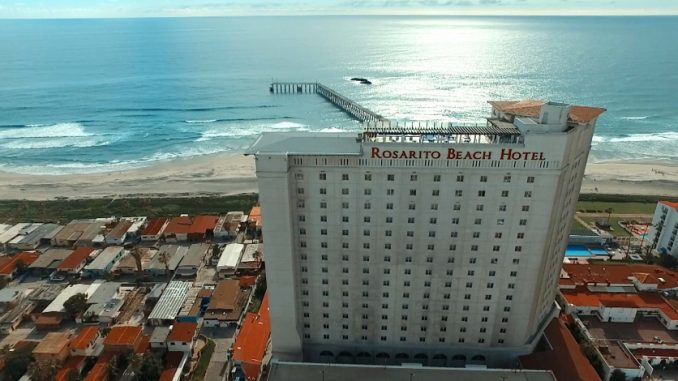 Rosarita Beach Hotel as seen in Fear the Walking Dead